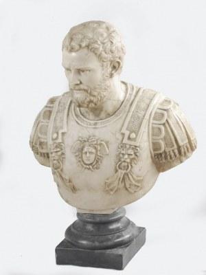 Popiersie cesarza rzymskiego