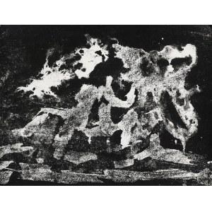 Bronisław SCHLABS (1920-2009), Fotogram - T2 6/58