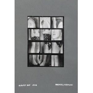 Andrzej RÓŻYCKI (ur. 1942), Reguły gry, 1976