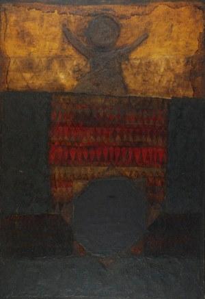 Urszula BROLL-URBANOWICZ (ur. 1930), Kompozycja, 1964