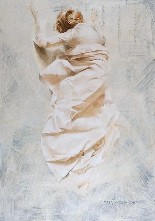 Maa SAMBORSKA (ur. 1965), Wdech, wydech, 2018