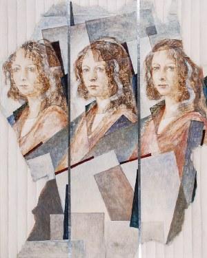 Ryszard PAPROCKI [Ryho] (ur. 1963), Multiplikacja II, 2002