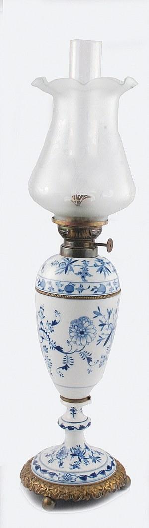 Fabryka Lamp Naftowych Emil EHRICH & Albert GRAETZ (zał. 1866), Lampa naftowa w formie wazonu