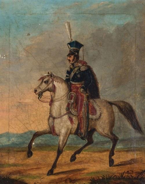 KSIĄŻĘ JÓZEF PONIATOWSKI, XIX w.