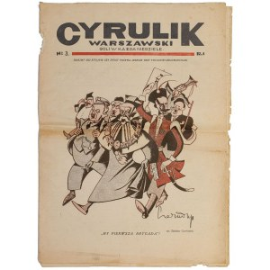 CYRULIK WARSZAWSKI, R.1 (1926) nr. 3