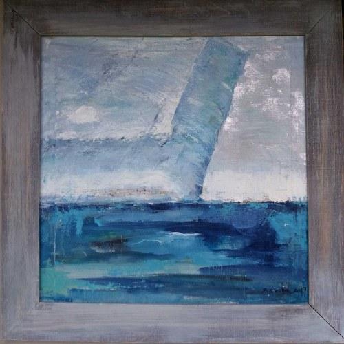 Malwina Cieślik, 1975, Góra lodowa, 2017