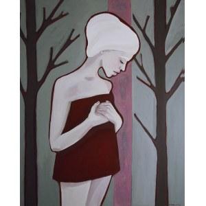 Daria Alicja Ostrowska, 1986, Zamyśli, 2017