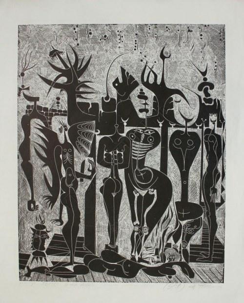 Henryk Płóciennik, Teatr (1964)