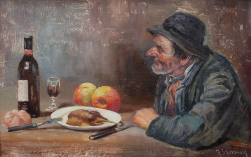 A.N.(XX w.), Posiłek