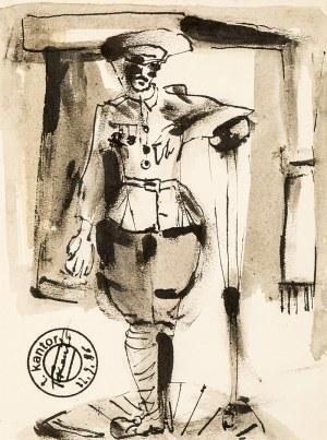 Tadeusz Kantor (1915-1990), bez tytułu, 1986