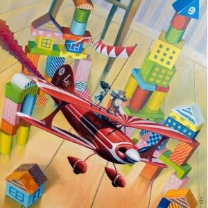 Łukasz Czernicki, Flying Circus, 2018