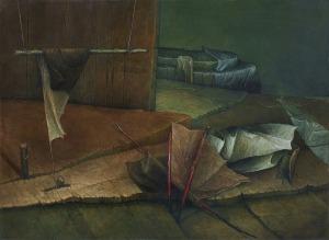 Kowalski Antoni, Z CYKLU CHWILE: NIC SIĘ NIE KOŃCZY, 1987