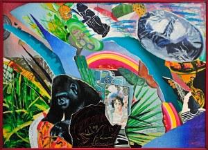 Zbigniew Gorlak, Dżungla, 1990