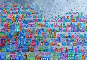 Refleksy miasta - Alicja Kogut
