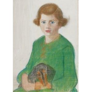 Zofia ROSIŃSKA-DZIURZYŃSKA (1901-1979), Przyjaciele, 1920