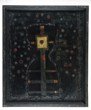 Henryk MUSIAŁOWICZ (1914-2015), Z cyklu: Epitafium, 1981
