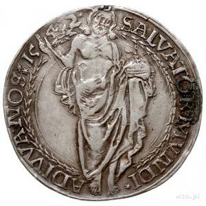 Gustaw Waza 1521-1560, talar 1542, Svartsjö, srebro 28....