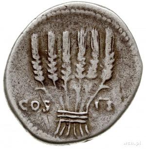 Trajan 98-117, cystofor (lub tetradrachma), 98-99, Efez...