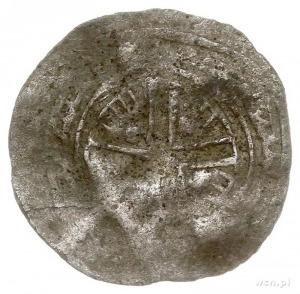 naśladownictwo denara, prawdopodobnie skandynawskie, Aw...