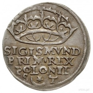 grosz 1547, Kraków, PN.13-Dut.28, patyna