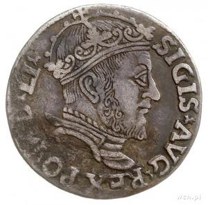 trojak 1547, Wilno, Iger V.47.1.a (R5), Ivanauskas 8SA3...