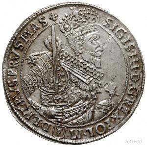 talar 1628, Bydgoszcz, Aw: Popiersie w prawo, poniżej h...