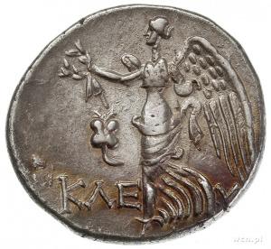 Pamfilia, Side, tetradrachma, magistrat Kleuch, II w. p...