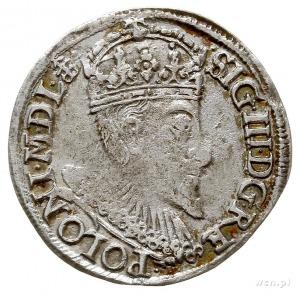 trojak 1594, Olkusz, O.94.5.e (R3), rzadki