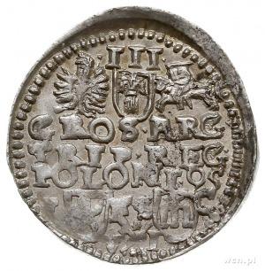 trojak 1595, Bydgoszcz, Iger B.95.2.d/c - ale odmienne ...