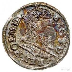 trojak 1596, Lublin, Iger L.96.1.a (R3), ale cyfra 9 za...