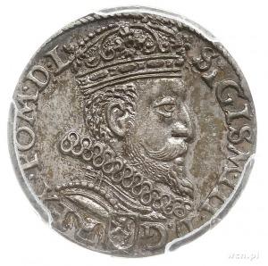 trojak 1602, Kraków, Iger K.02.1.b (R1), moneta w pudeł...