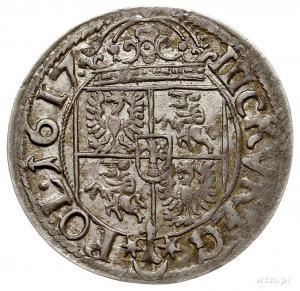 trzykrucierze 1617, Kraków, T.1, ładnie zachowane