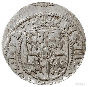 grosz 1616, Ryga, Gerbaszewski 14, Górecki R.16.1.a, T....