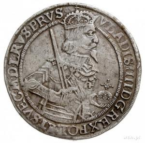 talar 1637, Toruń, Aw: Półpostać króla w prawo i napis ...