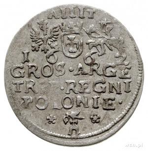 trojak 1662, Kraków, Iger K.62.1.i (R2), wyśmienity egz...