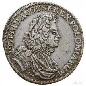 2/3 talara (gulden) 1699, Drezno, litery IL - H (inicja...