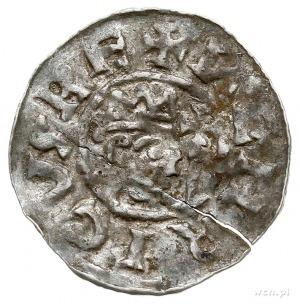 Fryzja, Bruno III 1038-1057, denar, mennica Dokkum, Aw:...