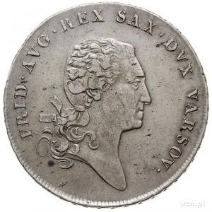 talar 1811, Warszawa, srebro 22.92 g, Plage 114, Dav. 2...