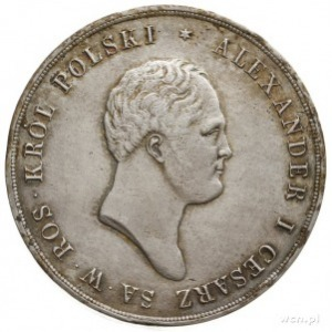 10 złotych 1822, Warszawa, Plage 25 (R), Bitkin 821 (R)...