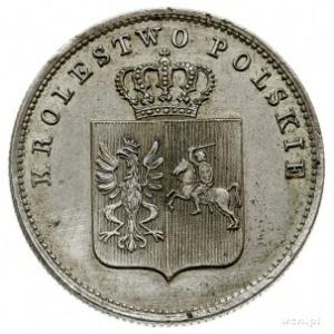 2 złote 1831, Warszawa, Plage 273, minimalnie justowane...