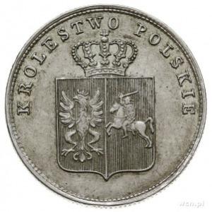 2 złote 1831, Warszawa, Plage 273, bardzo ładne