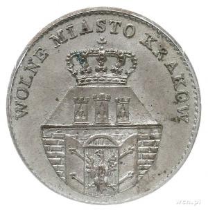 5 groszy 1835, Wiedeń, Plage 296, moneta w pudełku PCGS...