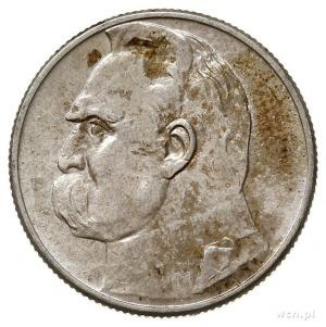 2 złote 1934, Warszawa, Józef Piłsudski, Parchimowicz 1...