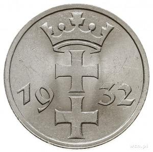 1 gulden 1932, Berlin, Parchimowicz 62, wyśmienity