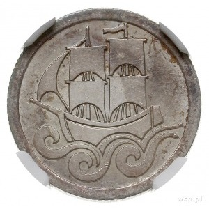 1/2 guldena 1927, Berlin, Koga, Parchimowicz 61.c, mone...