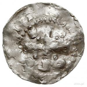 Moguncja- arcybiskupstwo, abp Willigis 975-1011, denar,...
