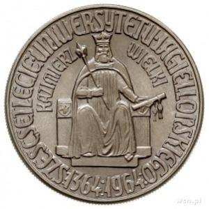 10 złotych 1964, Warszawa, Kazimierz Wielki, miedzionik...