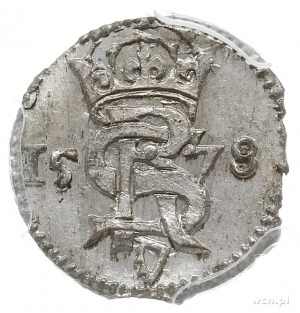 Gotthard Kettler 1562-1587, dwudenar 1578, Mitawa, Neum...