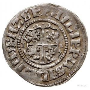 szeląg podwójny 1612, Nowopole (Franzburg), odmiana z n...