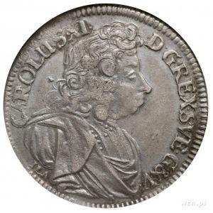 2/3 talara (gulden) 1690, Szczecin, AAJ 114.b, Dav. 767...
